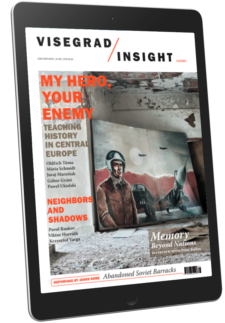 My Hero, Your Enemy - Visegrad Insight