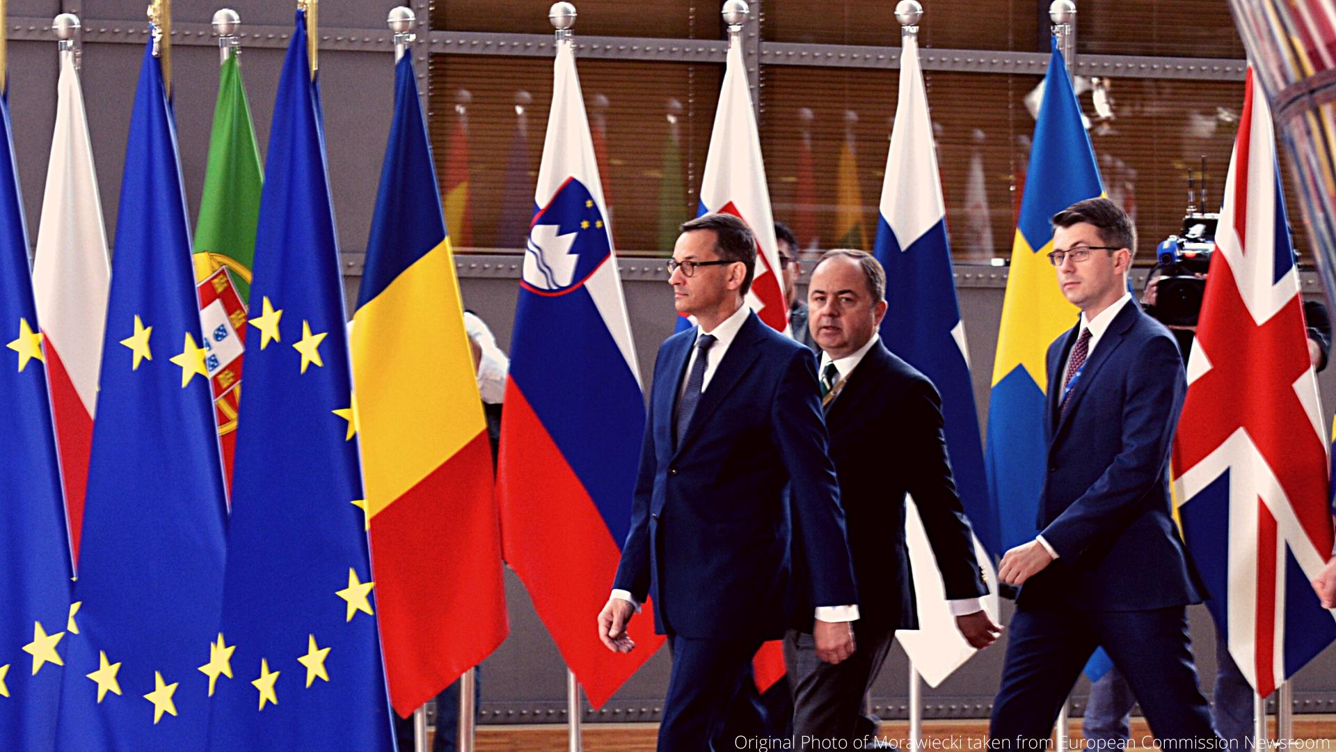 Original Photo of Morawiecki taken from European Commission Newsroom
