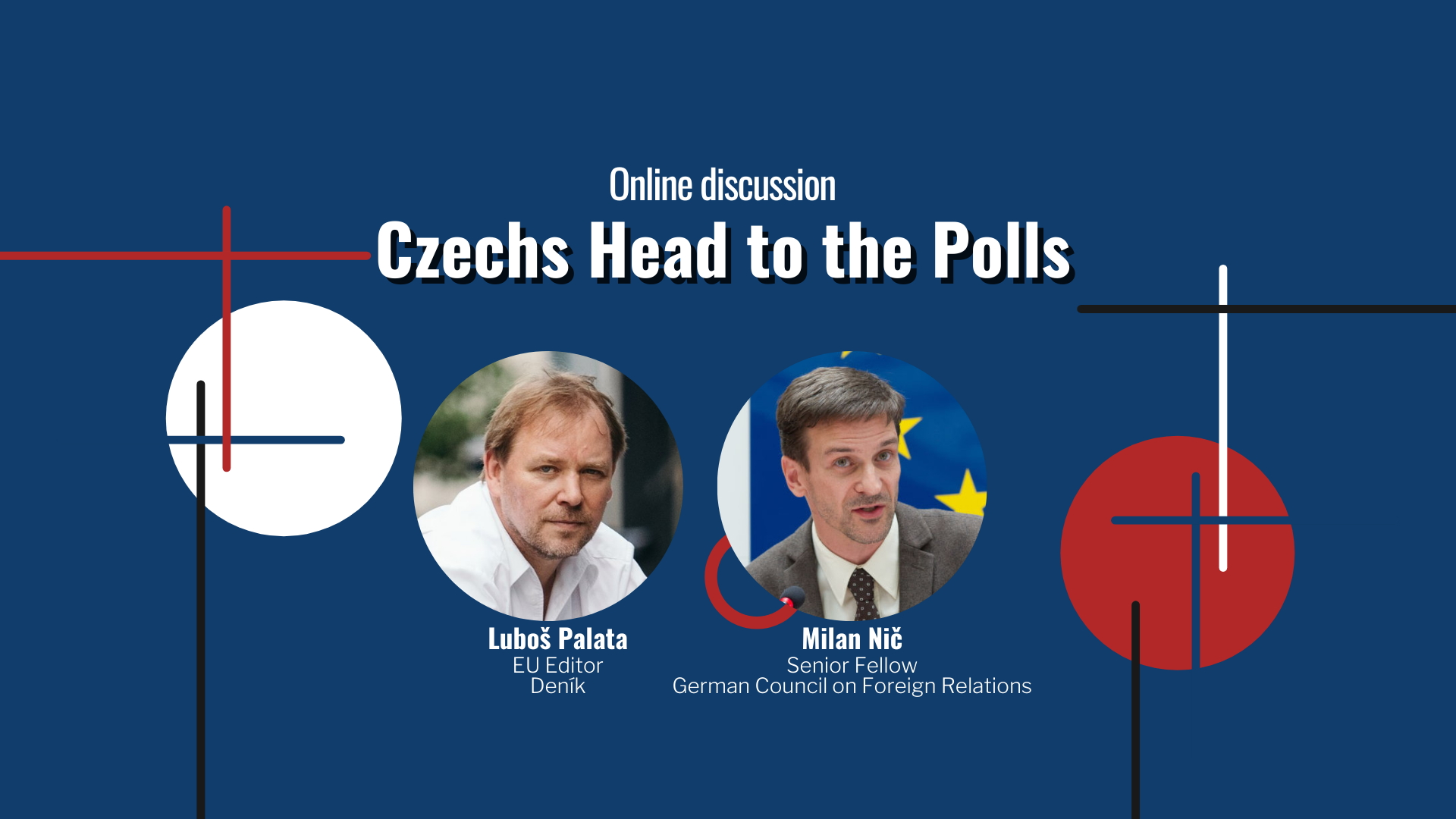 Visual Introduction to the Event on Czech Elections